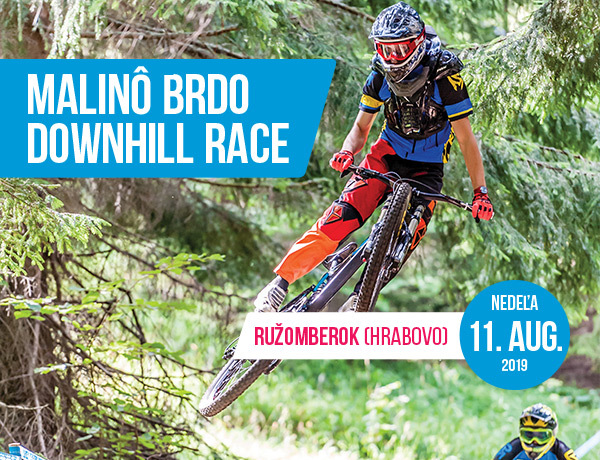 11.august Malinô Brdo downhill race